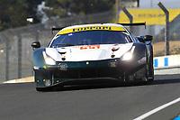 #55 SPIRIT OF RACE (CHE)  FERRARI 488 GTE EVO LM GTE AM  EVO DUNCAN CAMERON (GBR) AARON SCOTT (GBR) MATTHEW GRIFFIN (IRL)