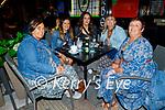 Enjoying the evening in the Tatler Jack's in Killarney on Saturday, l to r: Collete Prendergast, Carol Heffernan, Tara O'Mahoney, Vivian Ahern (Kilorglin) and Tina Cusack (Limerick).