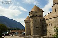 Image Ref: SWISS098<br /> Location: Montreaux, Switzerland<br /> Date of Shot: 25th June 2017