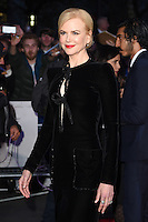 "Nicole Kidman<br /> at the London Film Festival 2016 premiere of ""Lion"" at the Odeon Leicester Square, London.<br /> <br /> <br /> ©Ash Knotek  D3176  12/10/2016"