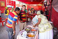 A local bar offering food near to Arena Fonte Nova