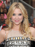 Ashley Benson at Walt Disney Pictures Premiere of Pirates of the Caribbean : On Stranger Tides held at Disneyland in Anaheim, California on May 07,2011                                                                               © 2010 Hollywood Press Agency