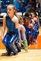 SAN ANTONIO, TX - MARCH 3, 2007: The Stephen F. Austin State University Ladyjackss vs. The University of Texas at San Antonio Roadrunners Women's Basketball at the UTSA Convocation Center. (Photo by Jeff Huehn)
