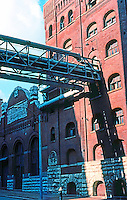 St. Louis:  Anheuser-Busch.  Photo '78.