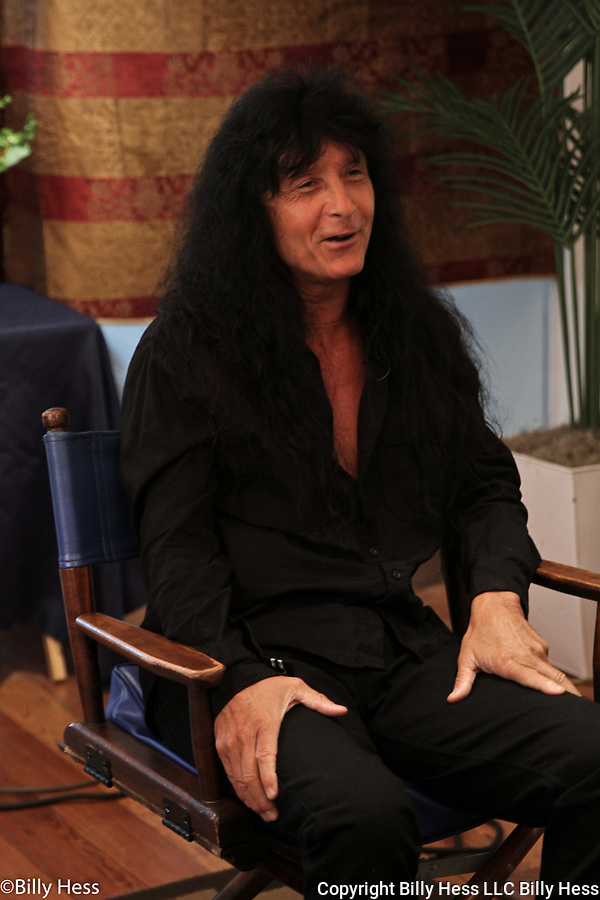 Joey Belladonna  musician, best known as the vocalist for thrash metal band Anthrax. He is also the vocalist and drummer of the cover band Chief Big Way. Belladonna has six Grammy Award nominations. On NY Profiles with Mickey Burns