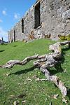 Ruined Church of Cill Chriosd, Isle of Skye, Scotland