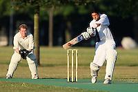 Old Fallopians CC vs The Ducks CC - Victoria Park Community Cricket League - 01/07/09 - MANDATORY CREDIT: Gavin Ellis/TGSPHOTO - Self billing applies where appropriate - 0845 094 6026 - contact@tgsphoto.co.uk - NO UNPAID USE.