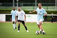 6th September 2020, Poissy,Paris, France; Football Friendly, Varietes Club de France versus Chi PSG;  Benoit Cheyrou (Variete France )