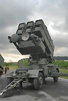 - Italian Air Force, anti aircraft missile launcher Spada <br /> <br /> - Aeronautica Militare Italiana, lanciamissili antiaereo Spada