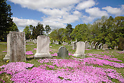 Prospect Cemetery in Epping, New Hampshire USA.