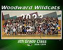 2019 Woodward 8th Grade