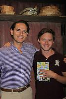 "09-01-12 Paul Anthony Stewart & Bobby Steggert star in ""Harbor"" at Westport Country Playhouse, CT"