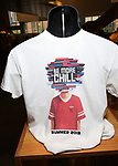 Merchandise at the Meet & Greet for 'Be More Chill' at The Pershing Square Signature Center on June 8, 2018 in New York City.