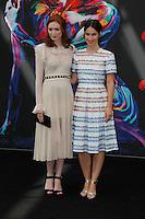 56th Monte Carlo TV Festival Photocalls Eleanor TOMLISON and Aidan TURNER