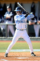 Ben Bunting (Left Fielder) North Carolina Tar Heels (Photo by Tony Farlow/Four Seam Images)
