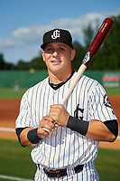 Jackson Generals Daulton Varsho (5) poses for a photo before a Southern League game against the Mississippi Braves on July 23, 2019 at The Ballpark at Jackson in Jackson, Tennessee.  Jackson defeated Mississippi 2-0 in the first game of a doubleheader.  (Mike Janes/Four Seam Images)