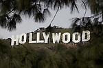 Hollywood Sign, Los Angeles, CA
