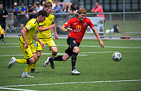 210109 ISPS Handa Men's Premiership Football - Wellington Phoenix Reserves v Canterbury United