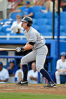 Tampa Yankees first baseman Matt Snyder #29 during a game against the Dunedin Blue Jays on April 11, 2013 at Florida Auto Exchange Stadium in Dunedin, Florida.  Dunedin defeated Tampa 3-2 in 11 innings.  (Mike Janes/Four Seam Images)