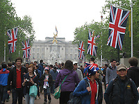 Buckingham Palace & The Royal Wedding - London