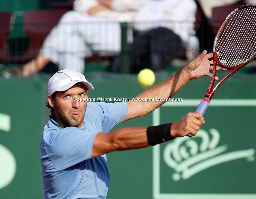 13-7-06,Scheveningen, Siemens Open, third round match, Daniel Elsner