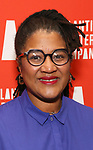 "Lynn Nottage attends the Atlantic Theater Company ""Divas' Choice"" Gala at the Plaza Hotel on March 4, 2019 in New York City."