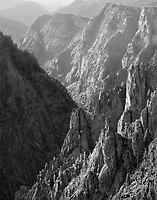 """""""Morning At Tomichi Point"""" <br /> Black Canyon of the Gunnison National Park, Colorado<br /> <br /> The Black Canyon of the Gunisson National Park offers visitors some of the most spectacular scenery in North America. This photo shows the canyon view at Tomichi Point on the South Rim Road."""