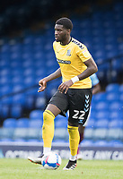 Richard Taylor, Southend United, in action during Southend United vs West Ham United Under-21, EFL Trophy Football at Roots Hall on 8th September 2020