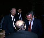 GIOVANNI CONSO CON GIOVANNI MARIA FLICK<br /> SERATA AL GILDA CLUB ROMA 1997
