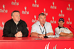 Abu Dhabi 2011 Day 2 Harrington Disqualification Interview