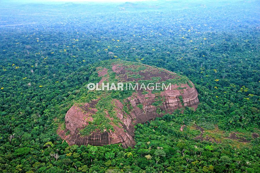 Parque Nacional dos Pacaas Novos. Reserva indigena Uruewawaw. Rondonia. Foto de Caio Vilela.