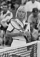 1985, Paris, France, May 06, Tennis, Roland Garros, French Open,  Martina Navratilova (USA)