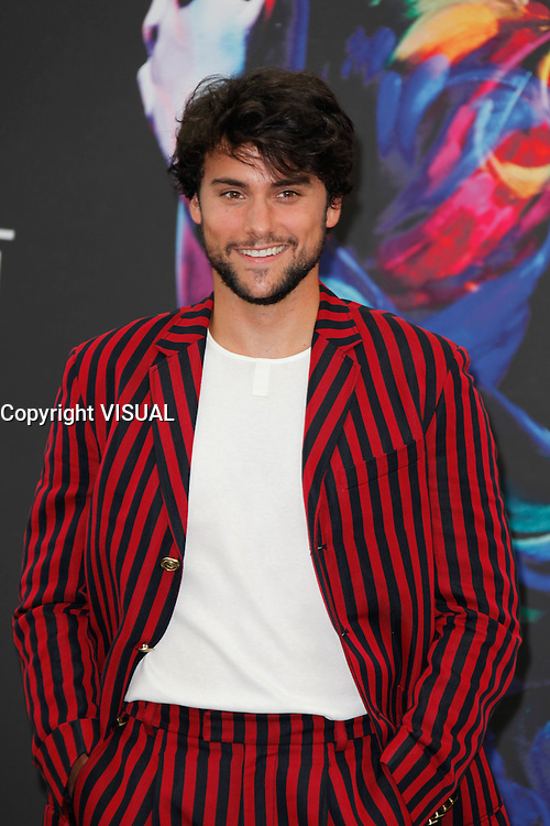 56th Monte Carlo TV Festival Photocalls Jack FALAHEE