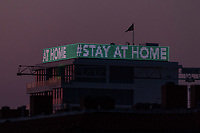 "2020/03/27 Gesundheit | Corona | ""#Stay at home"""