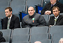 :: CELTIC'S FREDDIE LJUNGBERG WATCHES FROM THE STAND ::