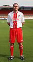 Ben Chorley of Stevenage<br />   Stevenage FC Team Photoshoot - Lamex Stadium, Stevenage - 16th July, 2013<br />  © Kevin Coleman 2013