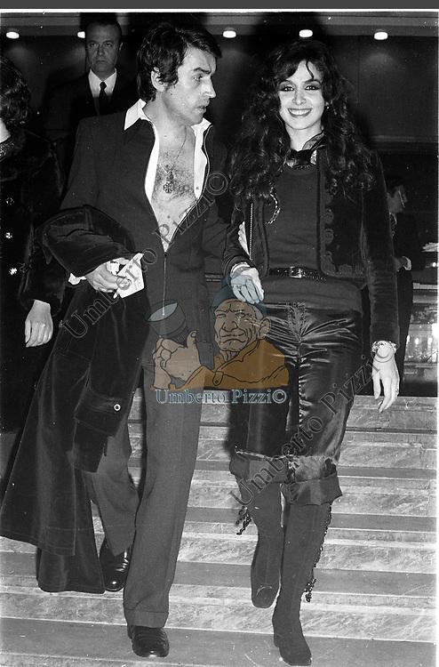 ALIZA ADAR <br /> TEATRO SISITNA ROMA 1972