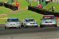 1998 British Touring Car Championship at Brands Hatch. Race action.