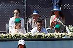 Rafa Nadal Tomas Berdych in Madrid, Spain. May 09, 2015. (ALTERPHOTOS/Victor Blanco)