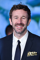 """Chris O'Dowd<br /> arriving for the """"Mary Poppins Returns"""" premiere at the Royal Albert Hall, London<br /> <br /> ©Ash Knotek  D3467  12/12/2018"""