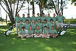 South High School Golf Team photo.