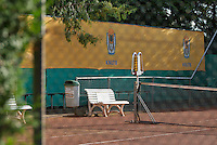 2013-08-13, Netherlands, Raalte,  TV Ramele, Tennis, NRTK 2013, National Ranking Tennis Champ,  Atmosphere<br /> <br /> Photo: Henk Koster
