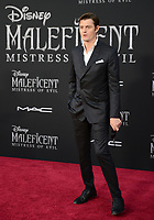 """LOS ANGELES, USA. September 30, 2019: Sam Riley at the world premiere of """"Maleficent: Mistress of Evil"""" at the El Capitan Theatre.<br /> Picture: Jessica Sherman/Featureflash"""