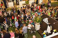13-02-13, Tennis, Rotterdam, ABNAMROWTT, Esther Vergeer Signeersessie