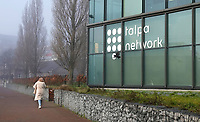 Nederland  Amsterdam - 2 jan 2021. Rietlandpark.  Kantoor van Talpa. Talpa logo.    Foto : ANP/ HH / Berlinda van Dam