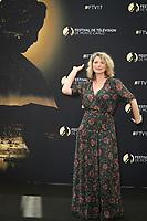 Cécile BOIS - Photocall 'Candice Renoir' - 57ème Festival de la Television de Monte-Carlo. Monte-Carlo, Monaco, 17/06/2017. # 57EME FESTIVAL DE LA TELEVISION DE MONTE-CARLO - PHOTOCALL 'CANDICE RENOIR'