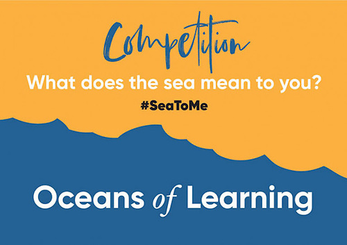 Oceans of Learning #SeaToMe competition