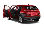 Car images of 2019 Hyundai Kona-EV Ultimate 5 Door SUV Doors