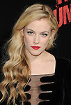 Riley Keough  at APPARITION'S L.A. Premiere of The Runaways held at The Arclight Cinerama Dome in Hollywood, California on March 11,2010                                                                   Copyright 2010 DVS / RockinExposures..