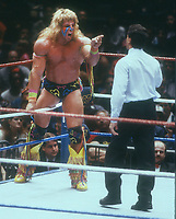 Ultimate Warrior, (James Brian Hellwig) 1989 Photo By John Barrett/PHOTOlink